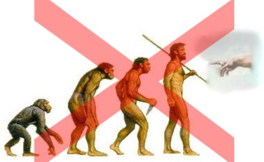 Theistic Evolution -- NOT!